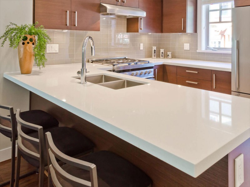 COUNTERTOPS & VANITY TOPS