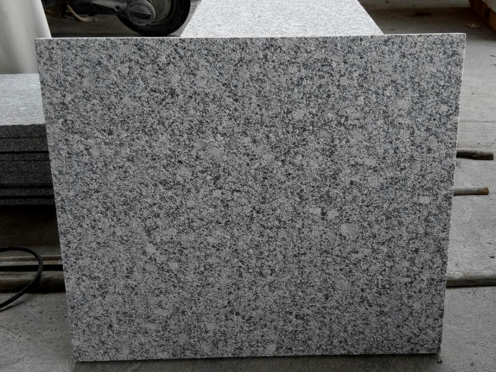 G602 White Grey Granite