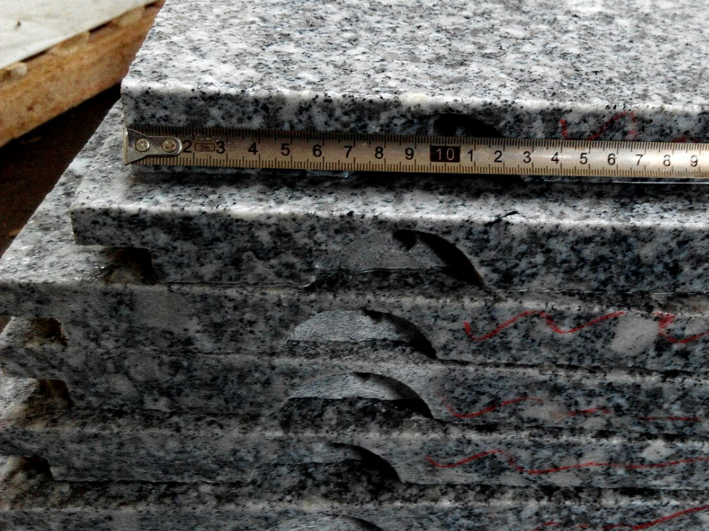 G602 Grey Granite Wall Cladding Tiles