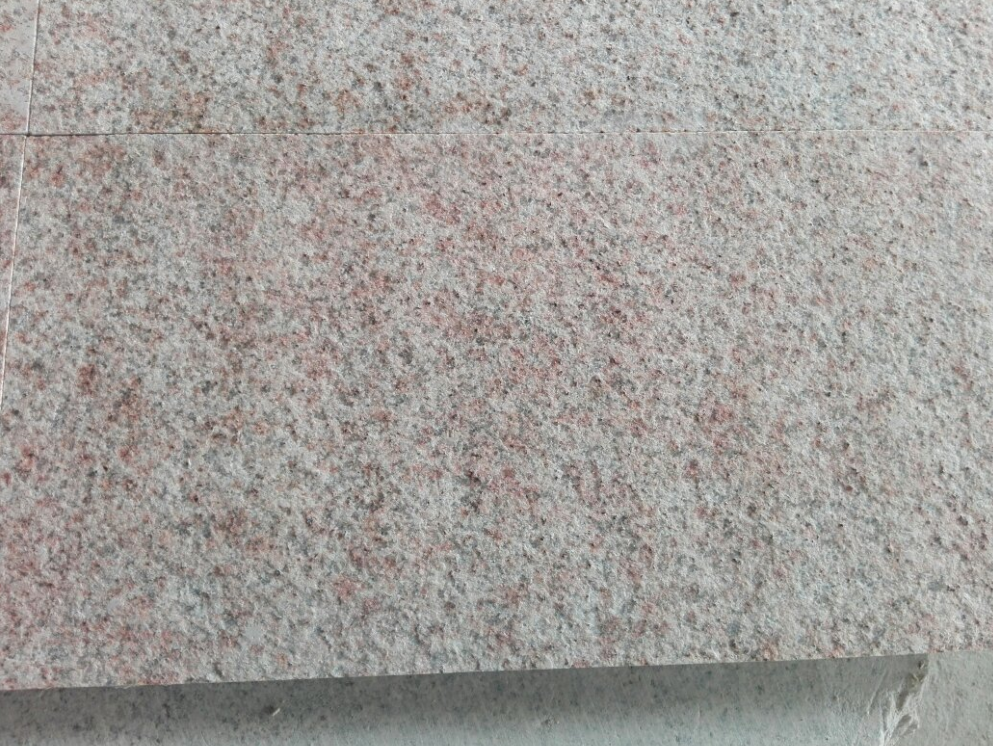 G682 Rusty Yellow Granite Flamed