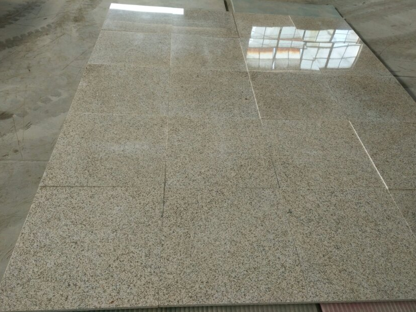 G682 Rusty Yellow Granite Polished