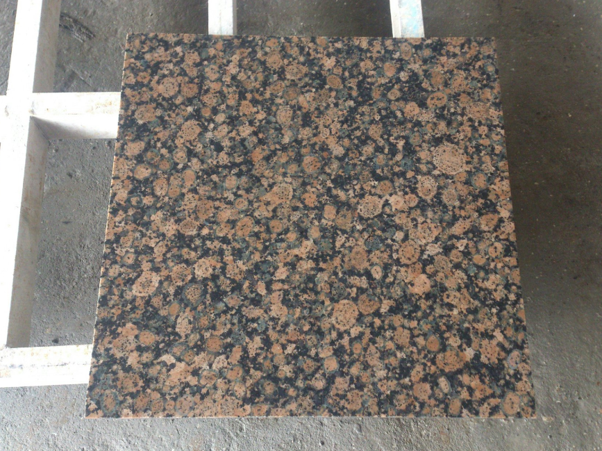 Baltic Brown Granite Polished