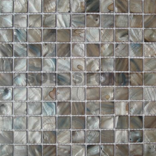 Mother of Pearl Seashell Mosaic Tiles