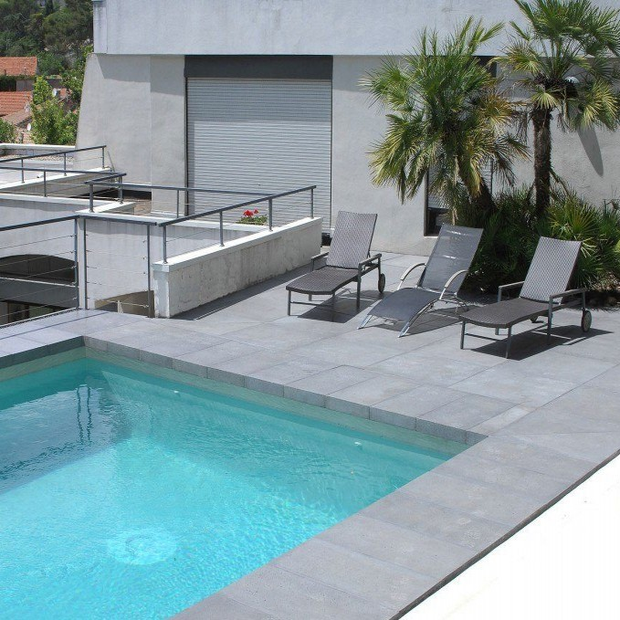 Bluestone Pool Coping And Pavers