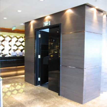 Wenge Stone Wall And Flooring Tiles